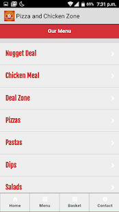 Pizza & Chicken Zone Official- screenshot thumbnail