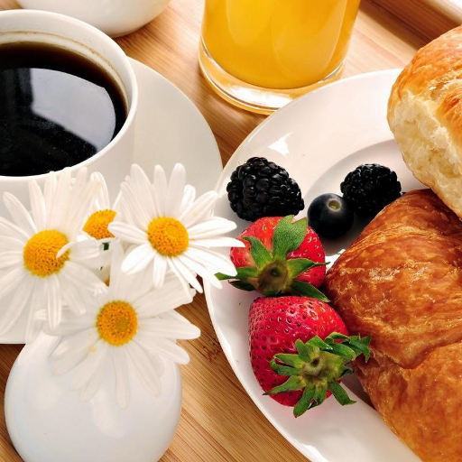 早餐壁纸 個人化 LOGO-玩APPs
