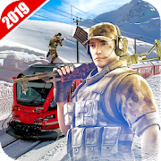 Train Sniper Grand Shooting Game 2019