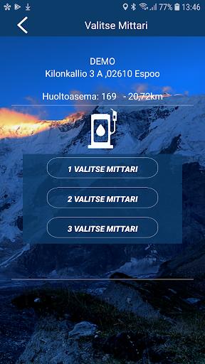 Infodata Yritysmobiili 1.8 screenshots 2