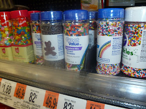Photo: We spotted some of these fun sprinkles & couldn't pass them up!