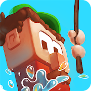 Download Game Clickbait - Tap to Fish [Mod: a lot of money] APK Mod Free
