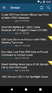 Forex Market Reports - náhled