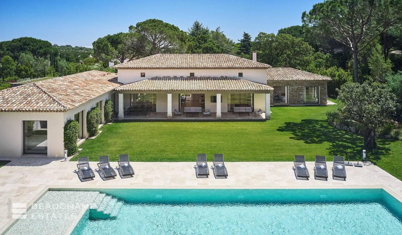 Villa with terrace Saint-Tropez