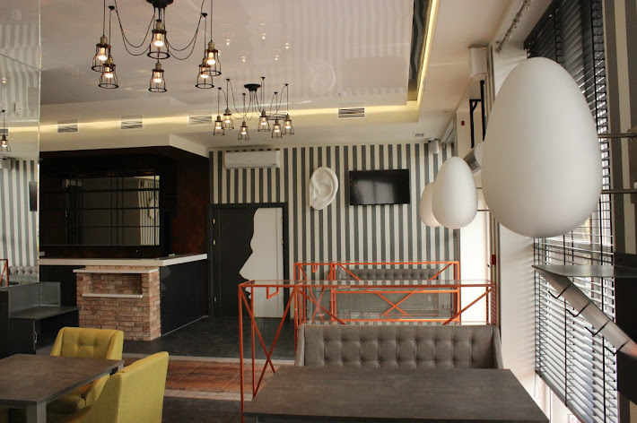 Фото №4 зала Кафе «Уксус»