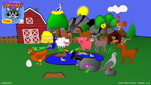 Animals for Toddlers Toddlers