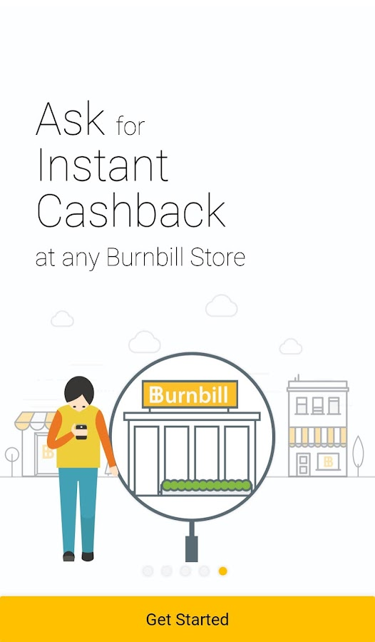 Burnbill - Cashback & Rewards- screenshot