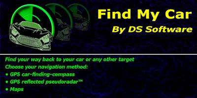 Screenshot of Find My Car - GPS Navigation