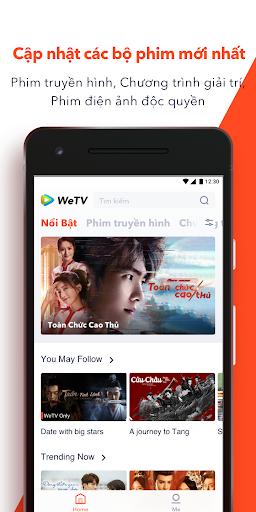 WeTV - TV Series, Movies & More 1.7.8.5156 screenshots 1
