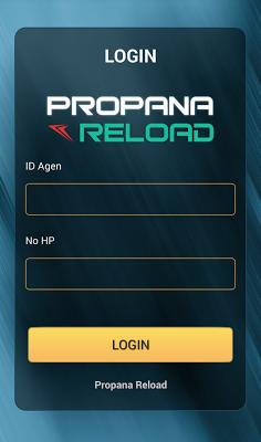 Propana Reload - screenshot