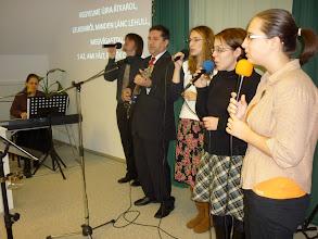 Photo: 2010. újévi istentisztelet