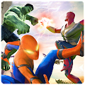 Superhero Fighting Games : Grand Immortal Fight APK