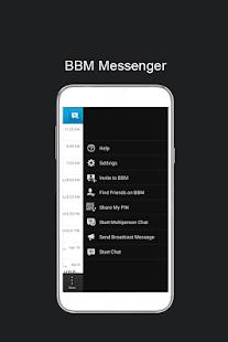 Tips BBM Messenger 2018 - náhled