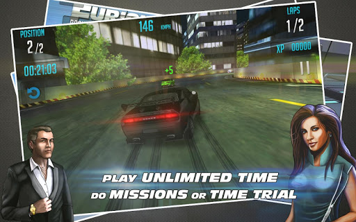 Fast Racing 2  screenshots 11