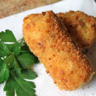 Potato Croquettes Sauce Recipes.
