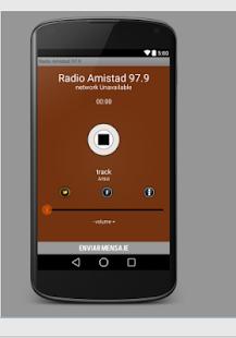 Radio Amistad 97.9 - náhled