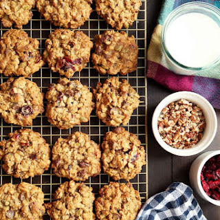 Weekday Oatmeal and Everything Cookies.