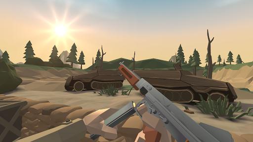 World War Polygon: WW2 shooter  captures d'écran 2