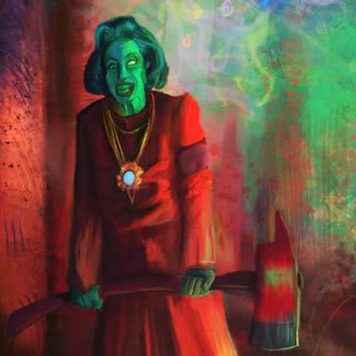 Miss Scary Zombie Teacher 1 screenshots 1