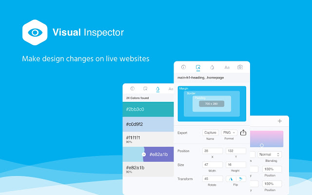 Visual Inspector for Chrome
