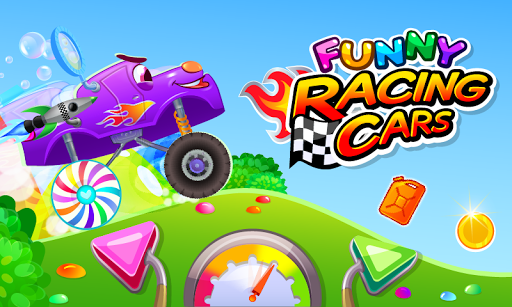 Funny Racing Cars 1.24 screenshots 1