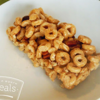 Honey Nut Cereal Bars