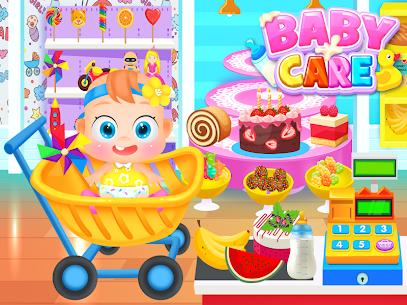 My Baby Care – Newborn Babysitter & Baby Games 6