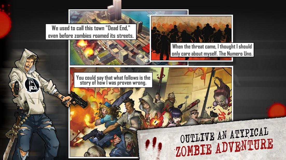 Zombicide: Tactics & Shotguns Android App Screenshot