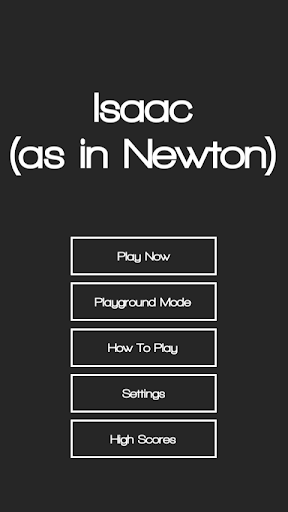 Isaac (as in Newton): A Physics-Based Puzzle Game  screenshots EasyGameCheats.pro 1