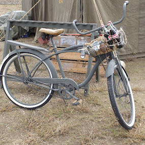 by Phil Ballachino - Transportation Bicycles