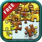 Jigsaw Puzzles World 2017-Free Puzzledom icon