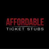 Affordable Ticket Stubs