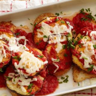 Weight Watchers Chicken Eggplant Parmesan
