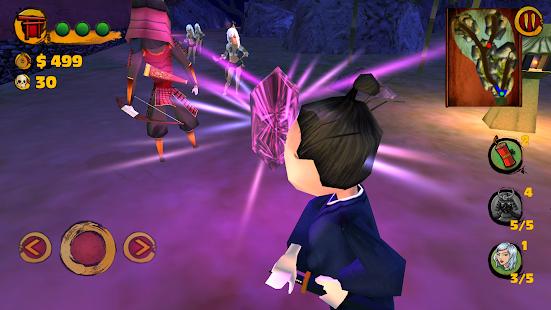 Sword Samurai, Hero Quest - náhled