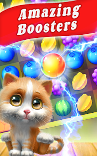 Download Cat Match Story: Fruit City For PC Windows and Mac apk screenshot 8