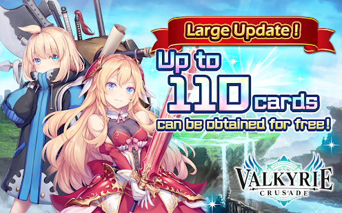 How to hack Valkyrie Crusade 【Anime-Style TCG x Builder Game】神女控 for android free
