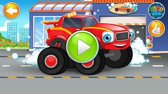 Car Wash - Monster Truck - náhled