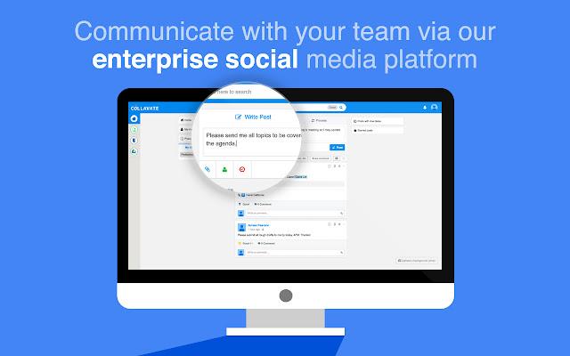 Collavate - Workflow/ECM & Enterprise Social