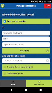 Damage App - Accident Statement- screenshot thumbnail