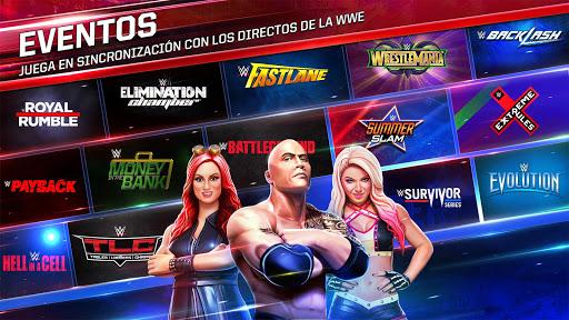 WWE Mayhem  trampa 5