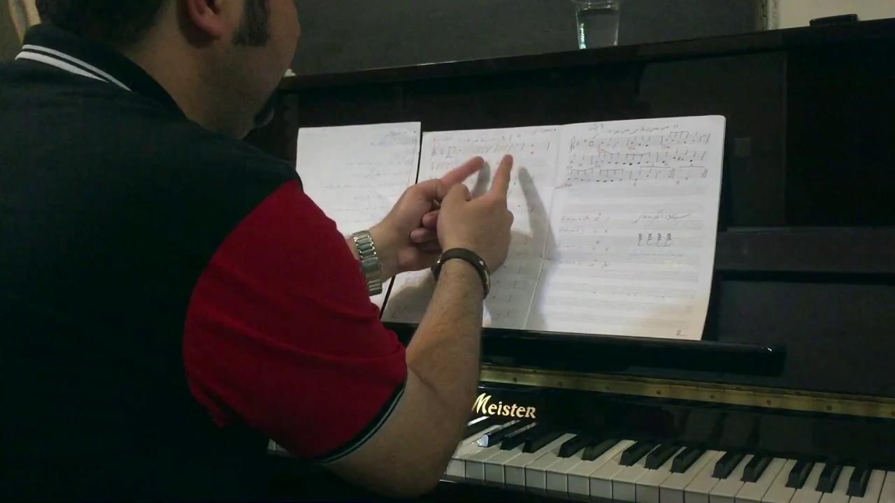 ۵ و ۶ احسان نیک پیانو