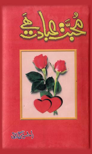 Mohabbat Ibadat Hai Poetry