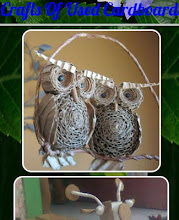 Download Crafts Of Used Cardboard Free