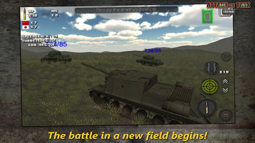Attack on Tank : Rush - World War 2 Heroes screenshots 3