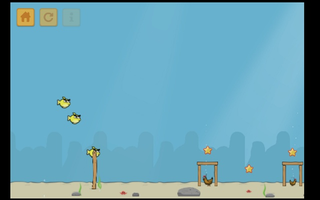 Angry Fish Game for Chrome