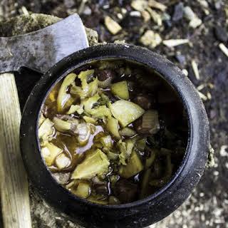 Medieval Crock Pot Stew.