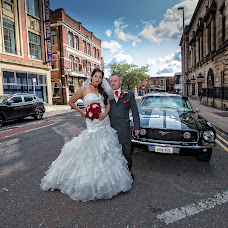 Wedding photographer Carl Dewhurst (dewhurst). Photo of 11.10.2018
