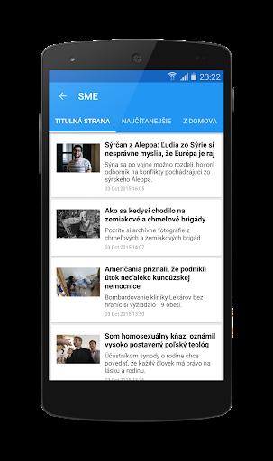 Slovakia News Správy