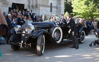 Packard Phaeton Rent Porto