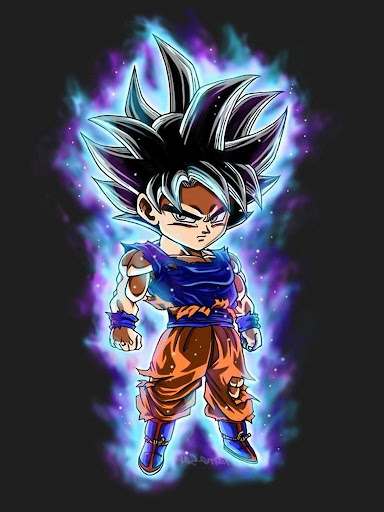 Download goku chibi wallpaper art google play softwares - Dragon ball super background music mp3 download ...